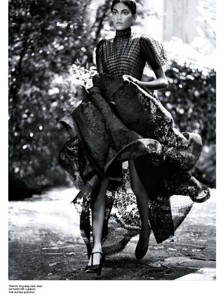 Hadassa Lima for Harper's Bazaar Arabia