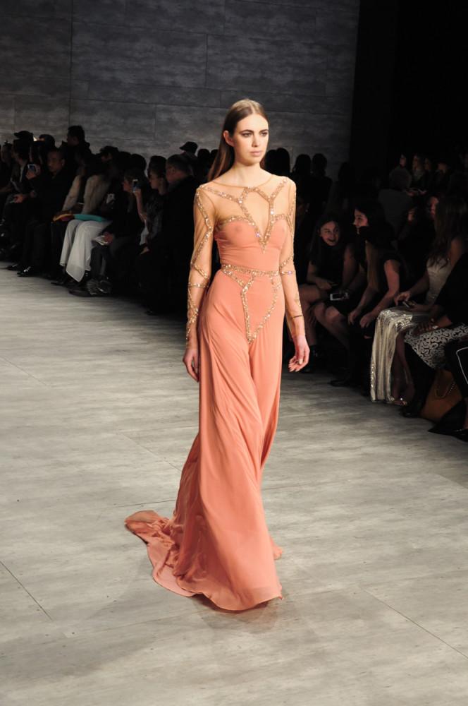 Kelsey W for Idan Cohen NY/FW15