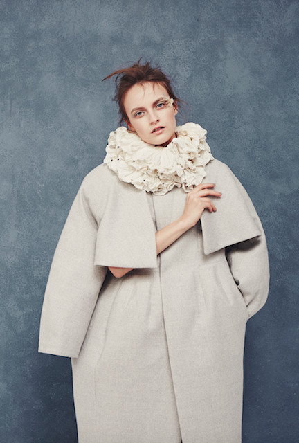 Yuliana Korotkova for Petrie Magazine