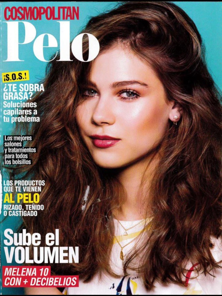 Lotte T for Cosmopolitan Spain
