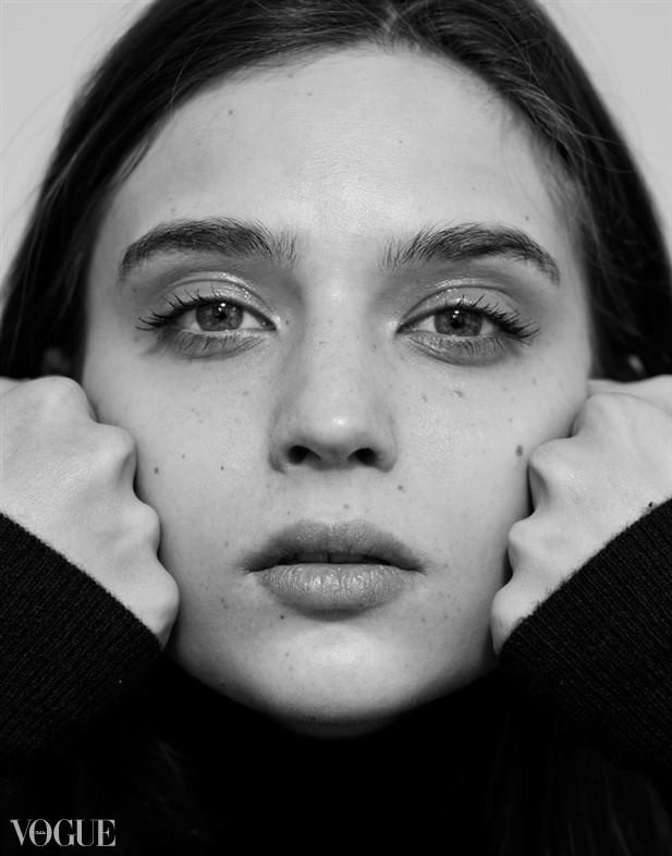 Marcie for Vogue Italia