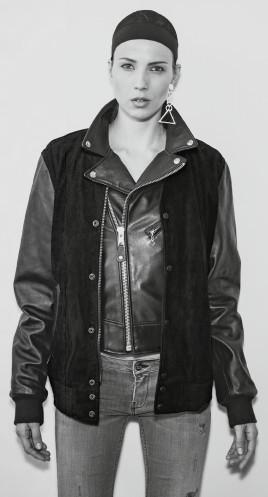 Melina for WAD Magazine Spring 2016