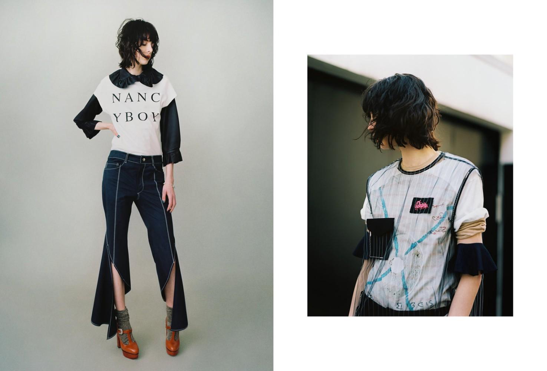 Iva is models.com's 'Model Of The Week', April 2016