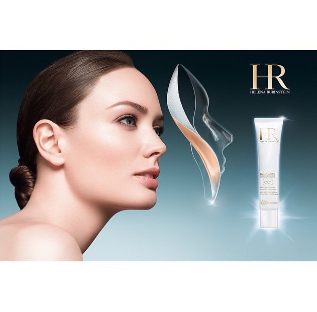 Tamara Z for Helena Rubinstein