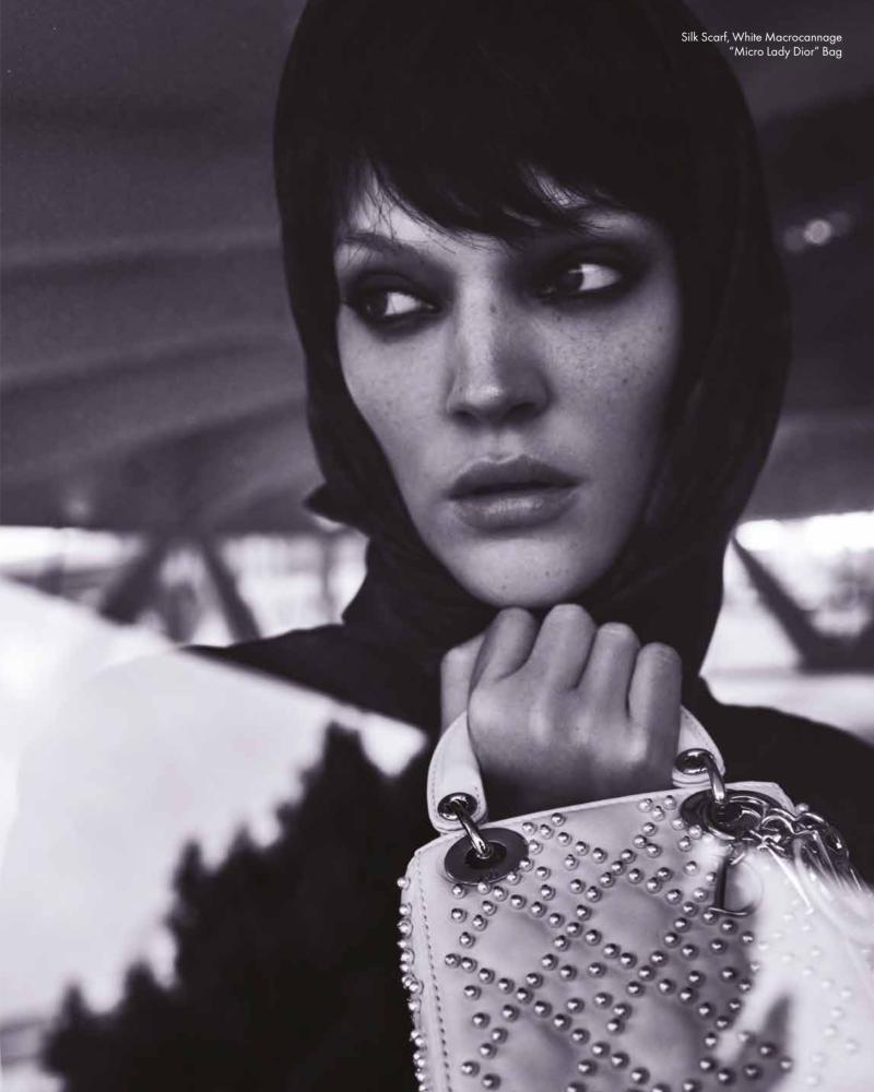 Marina Streb for ELLE ARABIA x DIOR RTW FW21/22 Collection