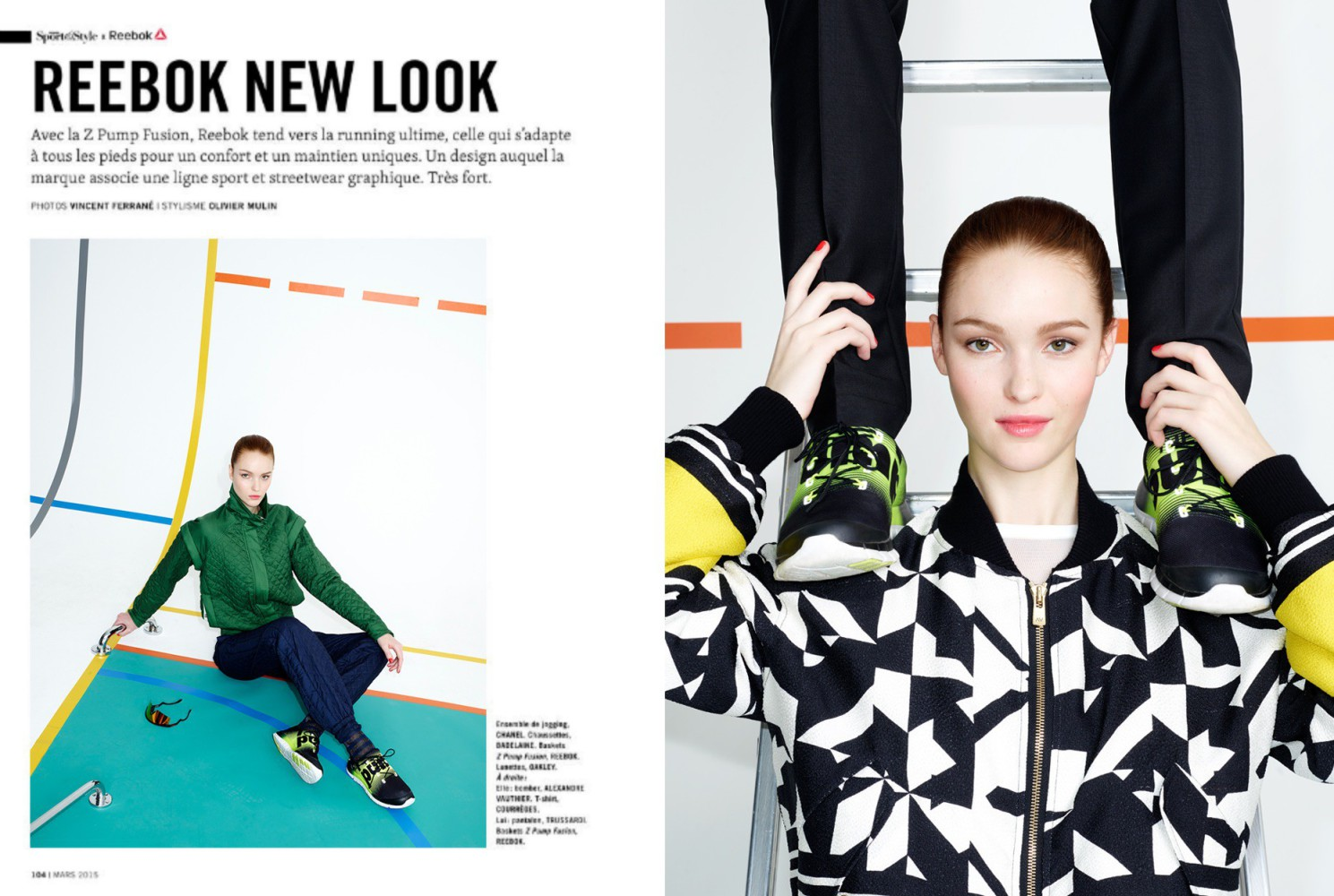 Mikaella E for Sport&Style Magazine