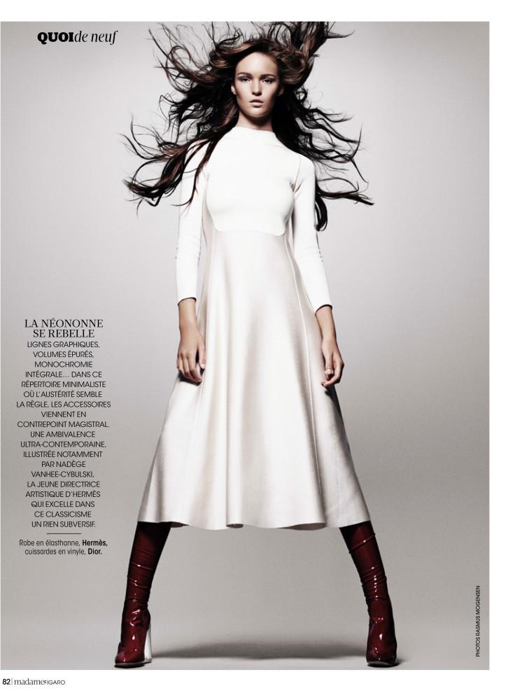 Mikaella E for Madame Figaro