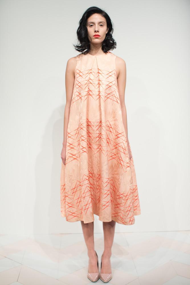 Iliana Ruiz for Kaelen FW/NY 15