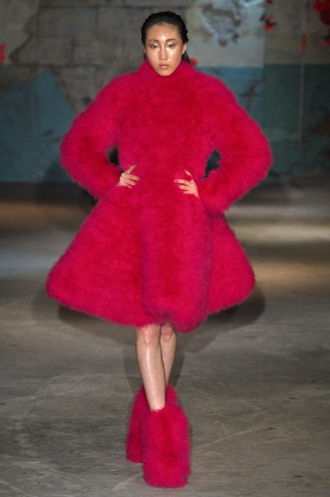Serkan Cura Spring 2015 Couture