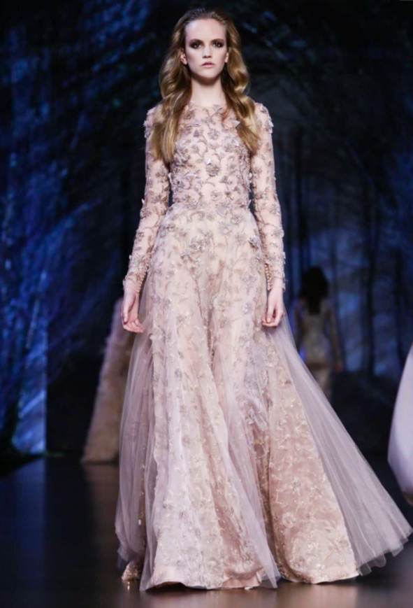 Jules for Ralph&Russo Haute Couture Fall-Winter 15/16