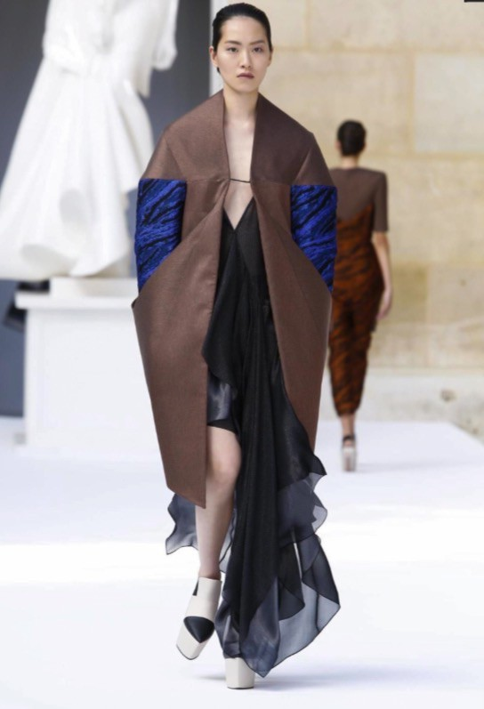 Pong for Ilja Couture Fall-Winter 15/16