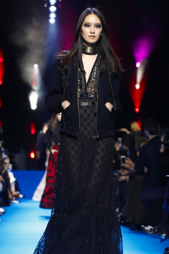 Pong for Elie Saab FW2016 PFW