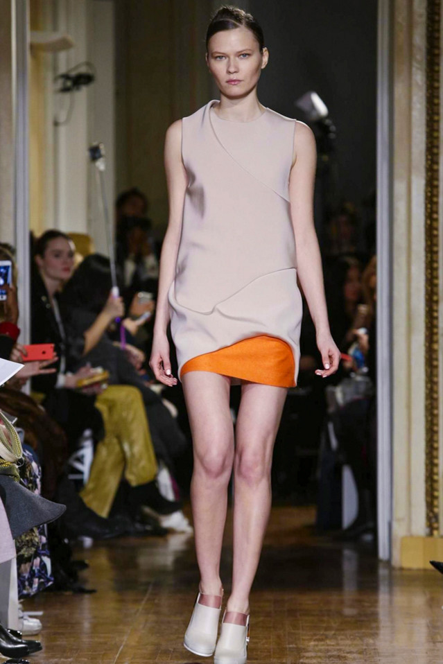 Lia Seregina for Ilja Haute Couture Spring 2016 Show