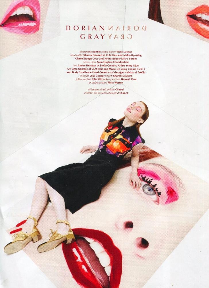 Georgie H for Hunger Magazine