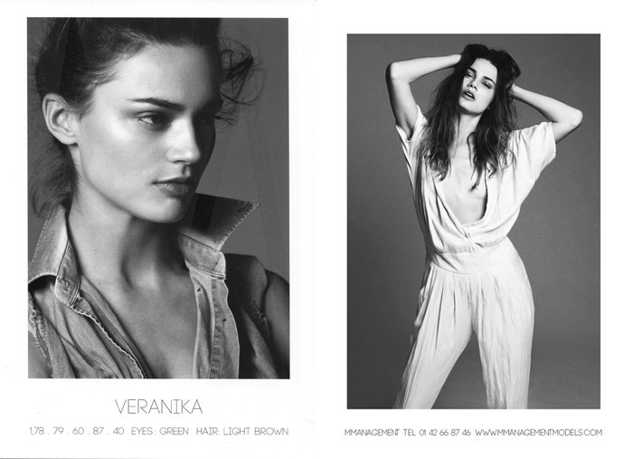 SHOW PACKAGE M MANAGEMENT WOMAN  SPRING 2015