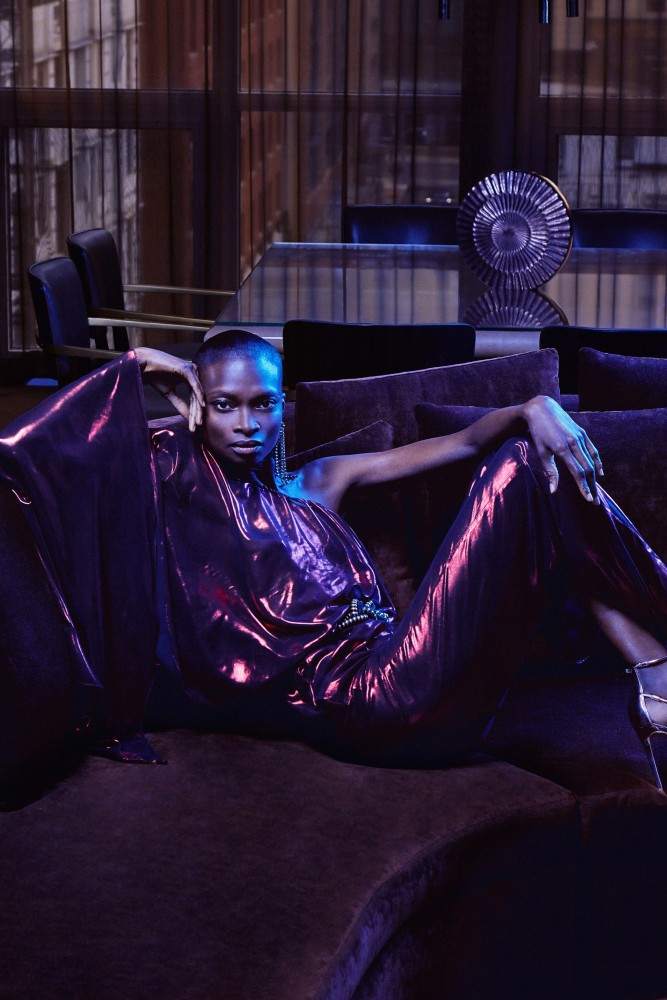 DEBRA SHAW FOR GRETA CONSTANTINE SS19 LOOKBOOK
