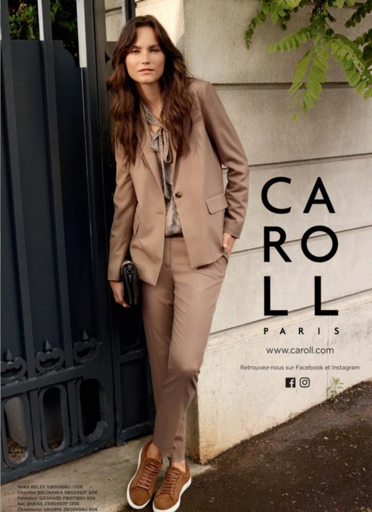 BRUNA FOR CAROLL FW18 CAMPAIGN