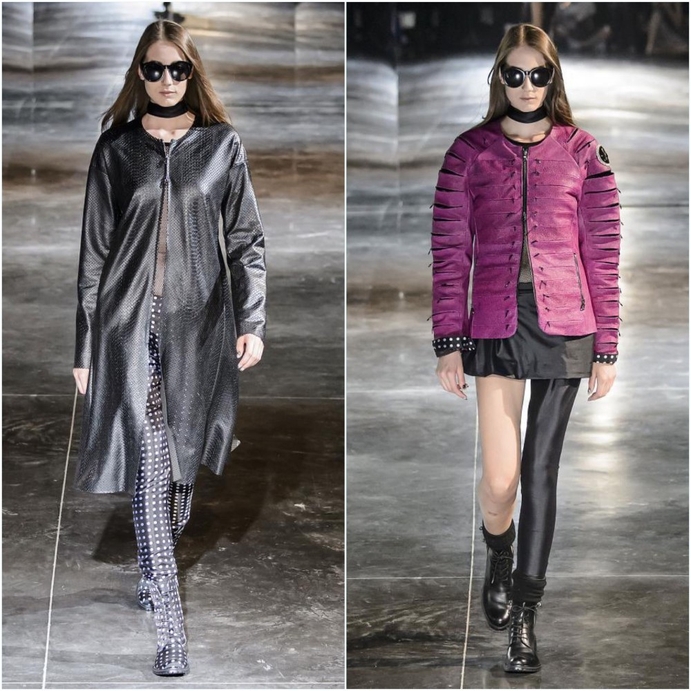 Karla C for Rynshu SS16 Menswear