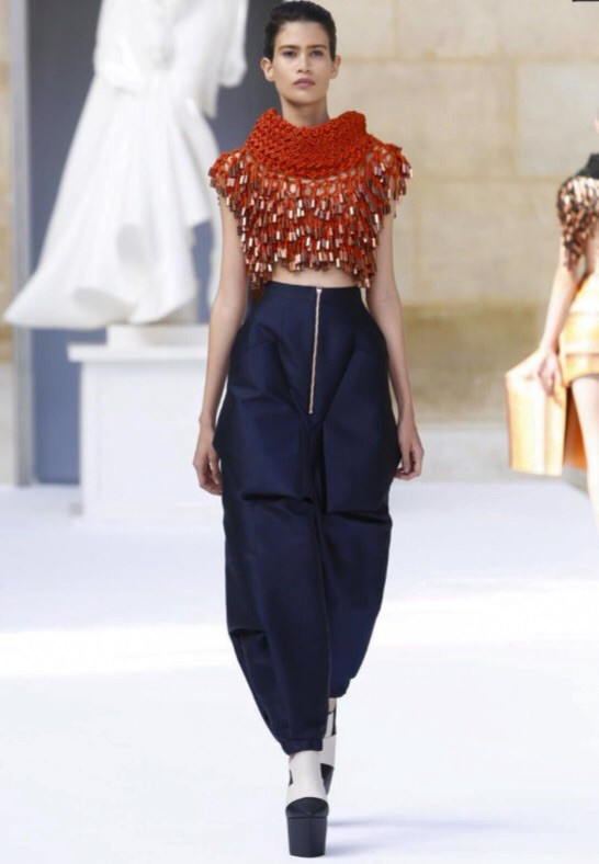 Livia for Ilja Couture Fall-Winter 15/16