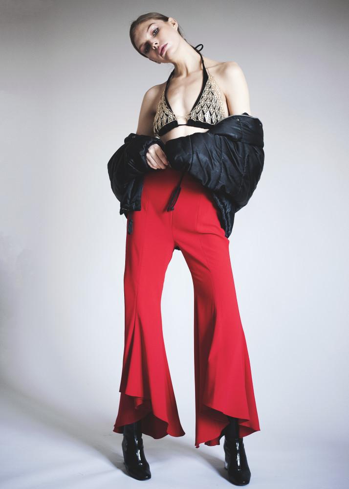 Yulia Velikanova for Knots Magazine
