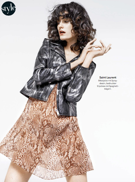 Sarah Boursin for Si Style Feb 2016