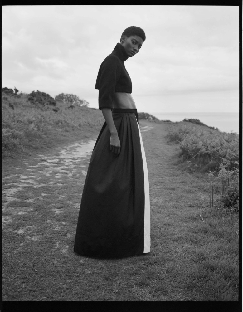 Mame Camara for Vogue Italia Online June 2016