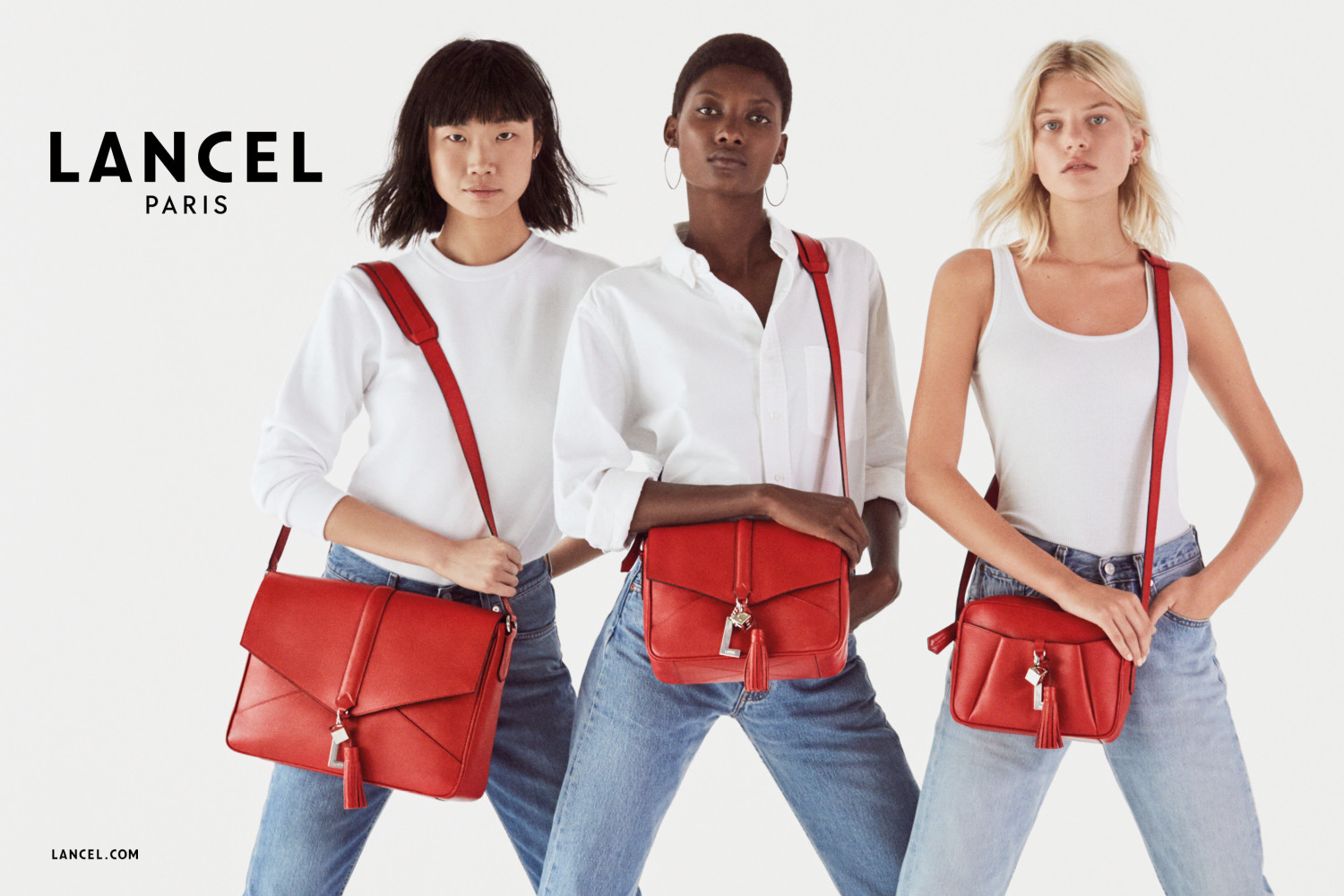 Mame Camara for Lancel FW2016