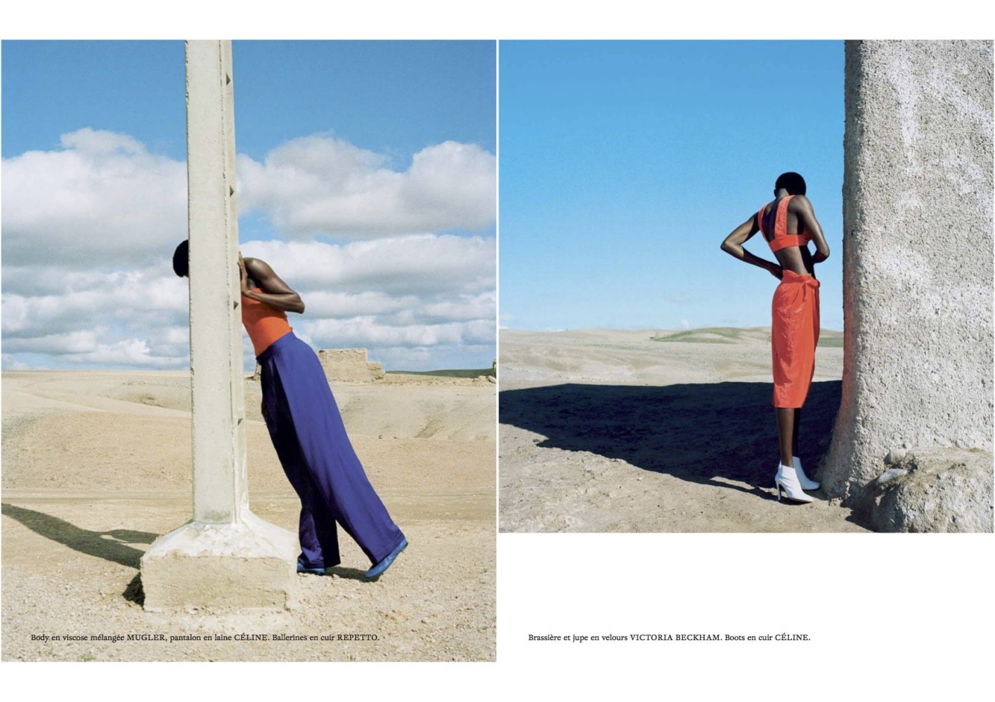 MAME CAMARA FOR MARIE CLAIRE FRANCE