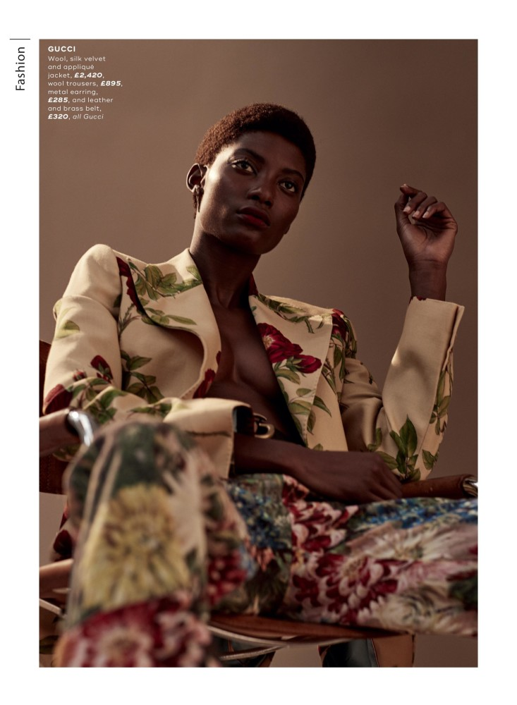 MAME CAMARA FOR MARIE CLAIRE UK
