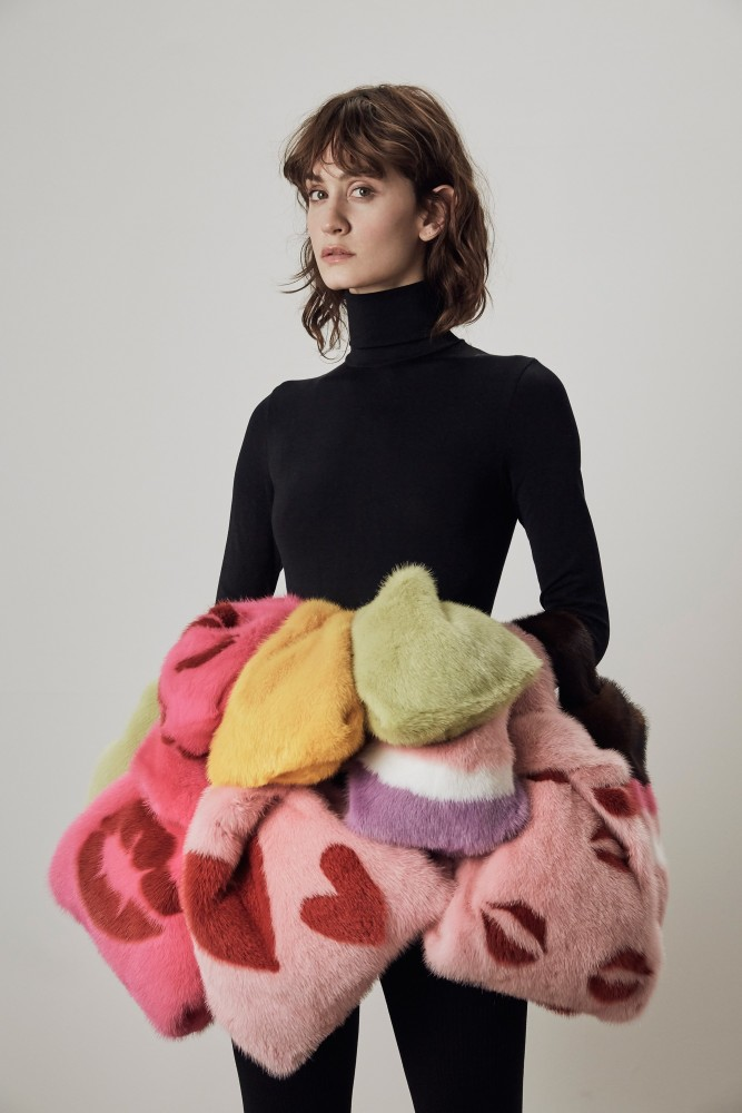 HELENA FOR SIMONETTA RAVIZZA