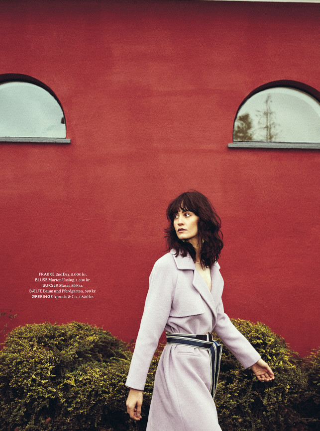 HELENA PRESTES FOR IN STYLE MAGAZINE