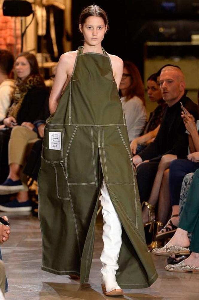 Lera Soldatova for Vêtements Spring 2017
