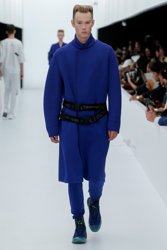 Anton Toftgard for Y-3 SS2017
