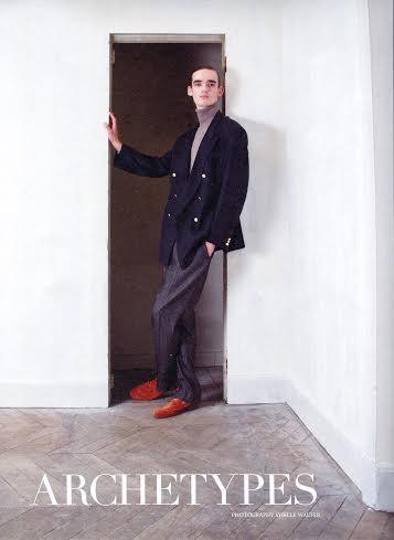 Florentin Glemarec for Encens magazine