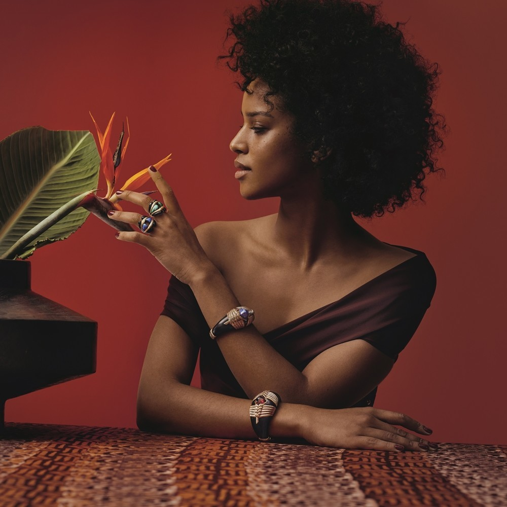 FLORA CARTER FOR CHAUMET