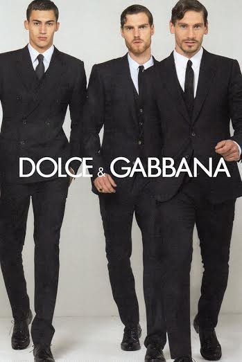Nuel for Dolce & Gabbana Tailoring Summer 2016