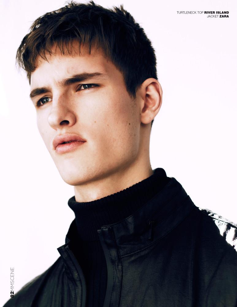 Tom Coysman for Male Model Scene Magazine