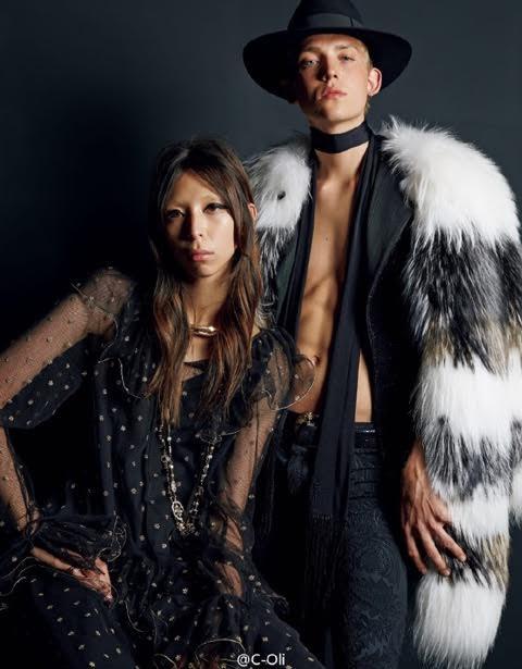 Jelle Haen for Vogue Hommes Japan August 2016