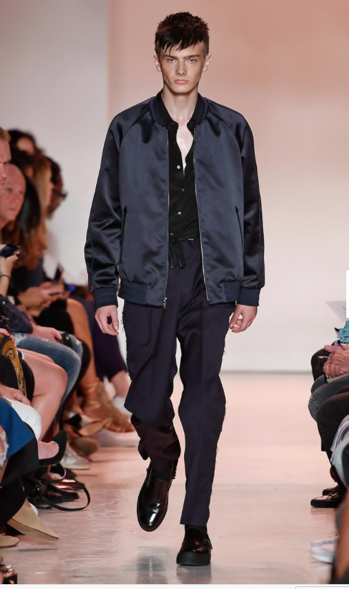 Tennyson for Ovadia&Sons #NYFWMSS2017