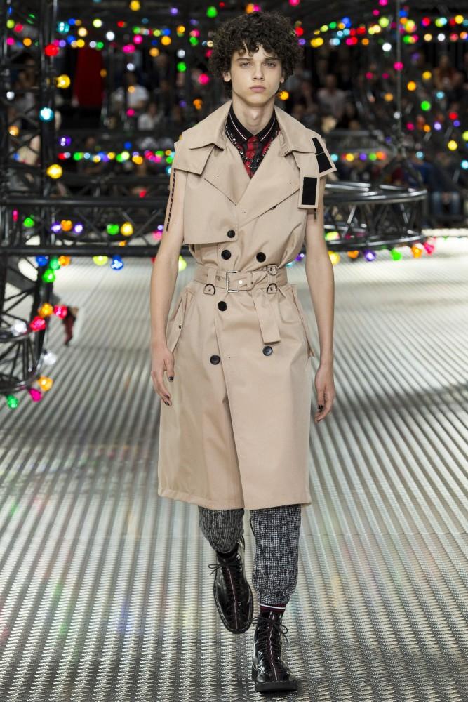 Andrei Dobrin & Dan Stewart for Dior SS2017