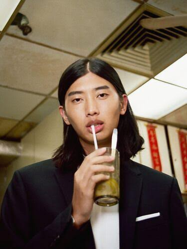 Wang Hao for Lane Crawford