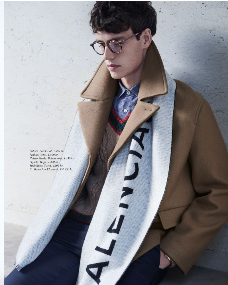 BJORN MERINDER For LA Magazine