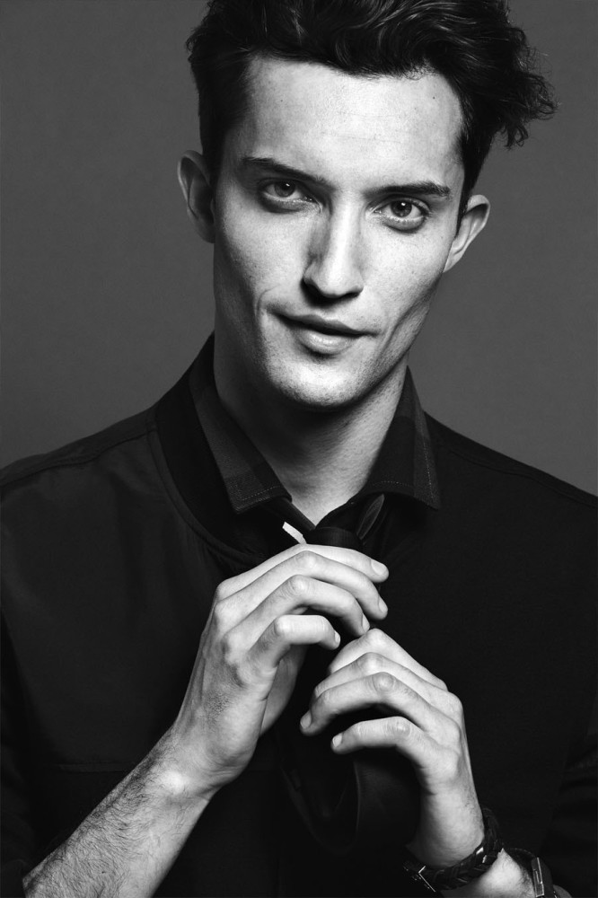 Max For Armani Exchange Editorial FW15