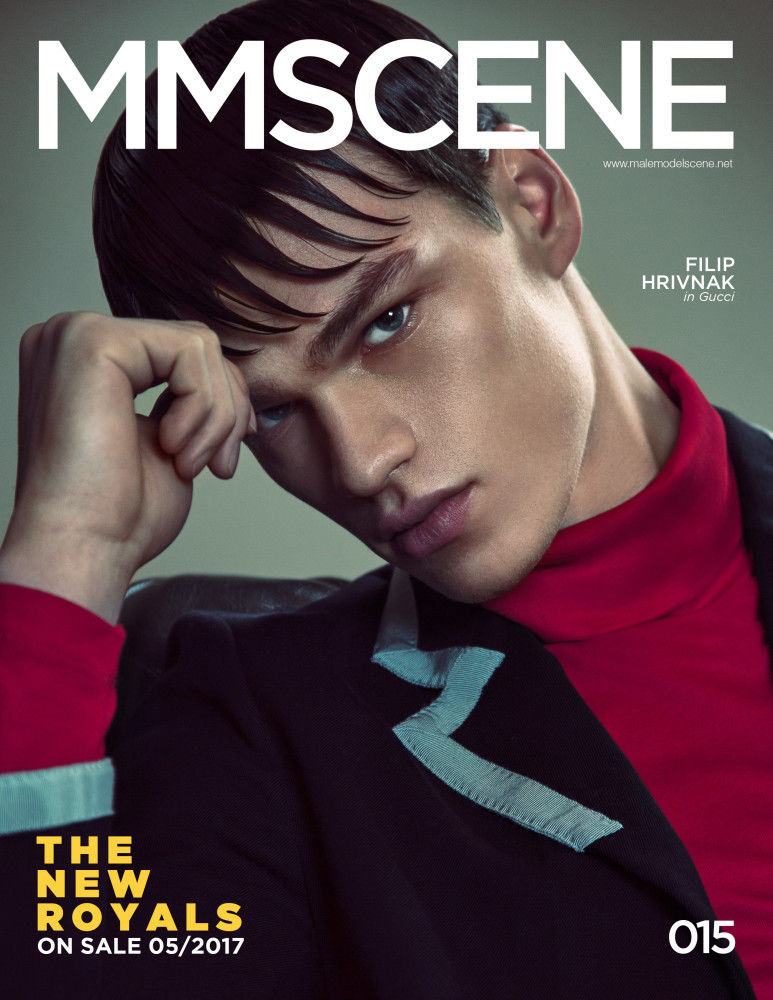 Filip covers the last issue of MMSCENE