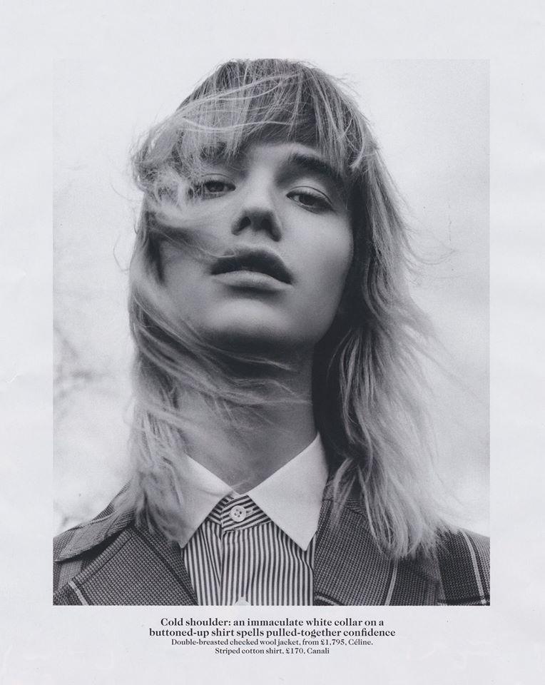 Maarten Convens for Vogue UK