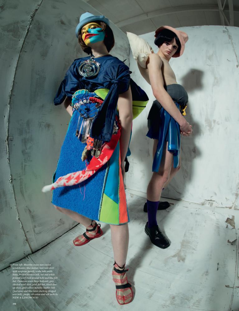 Maarten For LOVE Magazine