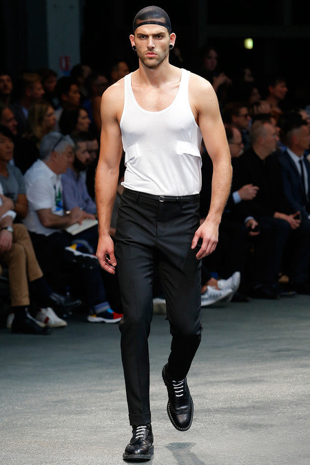 Frederik Muka for Givenchy Exclusive SS15