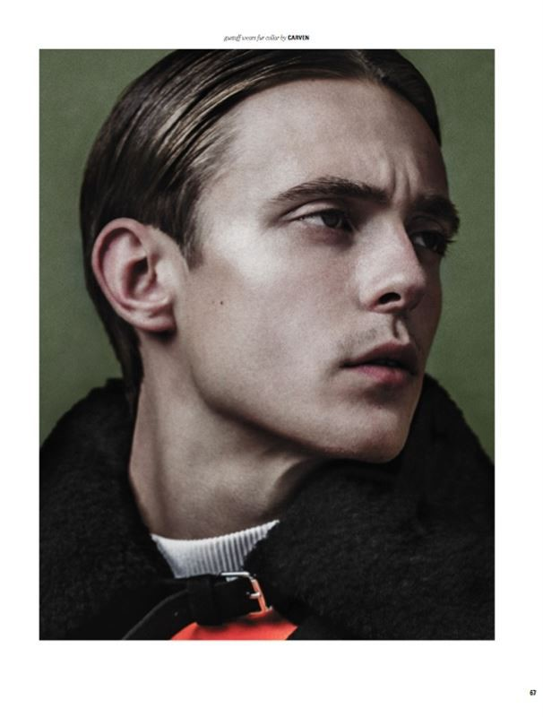 Gustaaf Wassink for DSection Magazine