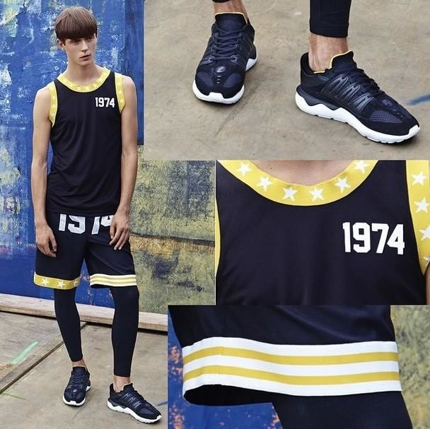Gustaaf Wassink for Adidas Campaign
