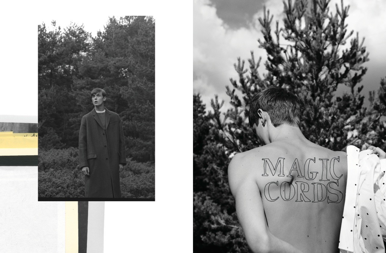 Gustaaf Wassink for F*Young Magazine